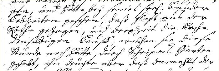 Altdeutsche Handschrift
